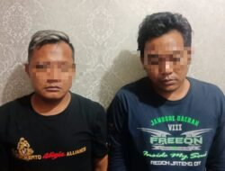 Kedapatan Menyimpan Sabu, Polisi Menciduk Dua Pemuda Dari Jawa