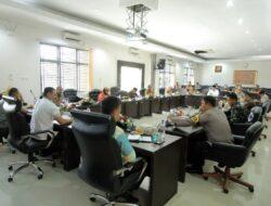 DPRD Kota Solok Bersama Pemko dan Forkopimda Bahas Anggaran Penanganan Covid-19
