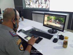 Pemko Padang Panjang Pantau dan Himbau Masyarakat Melalui Command Center