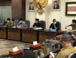 DPRD Sumbar Terima Kunjungan DPRD Riau Bahas Seleksi KIP