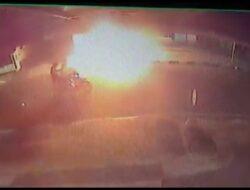 Balai Pemuda Panorama Bukittinggi Dilempari Bom Molotov