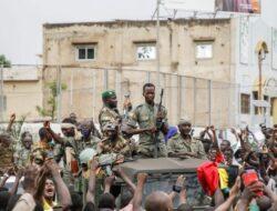 Beginilah Menit Pertemuan Dengan Pelaku Kudeta di Mali