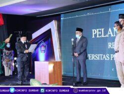 Stikes Perintis dan STIFI Resmi Launching Jadi Universitas Perintis Indonesia