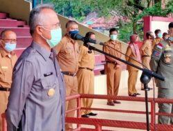 Pjs Bupati Pessel Ingatkan ASN Tak Ikut Politik Praktis