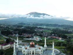 Pemko Padang Panjang Bakal Serius Soal Islamic Center yang Dijadikan Ikon