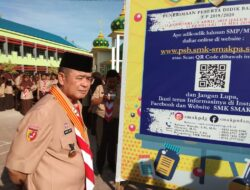 Jaga Netralitas, Nasrul Abit Lepas Jabatan Ketua Pramuka Sumbar