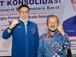 Mulyadi-Ali Mukhni Kembalikan SK Dukungan PDIP ?