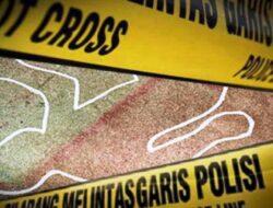 Tragis ! Sopir Angkot Tewas Ditusuk di Lubuk Alung