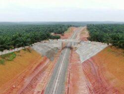 Pemerintah Didesak Selesaikan Pembangunan Rel Kereta Api Rantau Prapat-Kota Pinang