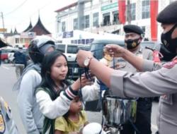 Pemko Padang Panjang Adakan Razia, Tak Patuh Siap Kena Denda
