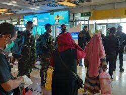 Tes Swab di Bandara Minangkabau, Kesadaran Penumpang Masih Minim