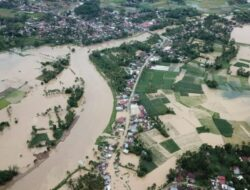Akibat Hujan Deras, Rumah dan Sawah di Limapuluh Kota Terendam