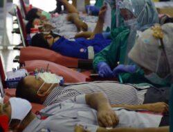 Semen Padang Gelar Aksi Donor Darah Bentuk Komitmen Perusahaan