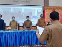Padang Pariaman Gelar Apel Ikrar ASN Terkait Netralitas Pilkada 2020