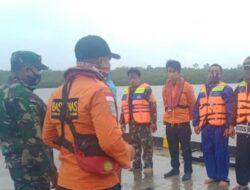 Tim SAR Lakukan Pencarian Nelayan yang Hilang Kontak