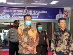 Padang Pariaman Laksanakan Apel Gabungan APK Pilkada