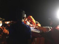 Breaking News ! Seorang Warga Jatuh di Flyover Kelok Sembilan