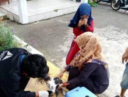 Pemko Padang Panjang Berikan 1.500 Vaksin Rabies Gratis !