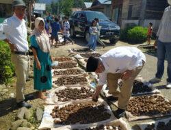 Perjuangkan Petani Gambir, Nasrul Abit : Kami Perjuangkan Harga