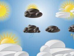 Ramalan Cuaca di Padang : Rabu 14 Oktober 2020