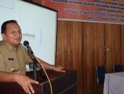 Mantan Walikota Sawahlunto Ali Yusuf Tutup Usia