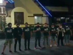 Rombongan Moge Keroyok Dua Anggota TNI di Buktiinggi