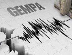 27 Gempa Goyang Sumbar Selama Sepekan, Masyarakat Tetap Waspada