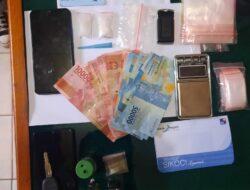 Terlibat Narkoba, 5 Orang Pemuda Diamankan Polisi Di Kabupaten Solok