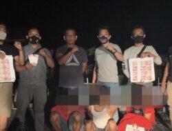 Komplotan Pengedar Uang Palsu Di Kabupaten Solok Dibekuk Polisi
