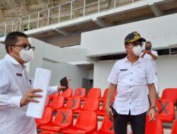 Pjs Bupati Tinjau Kesiapan Pembukaan MTQ Nasional ke 28