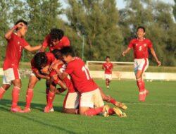 Borneo FC Minta Empat Pemainnya Buktikan Kualitas di Timnas U-19
