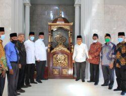 Viral, Bupati Pakai Sepatu Masuk Masjid, Kemenag Kabupaten Solok Jelaskan Kronologisnya