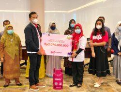 Alami Dampak Covid-19, Pertamina Berikan Dana 2,07 Miliar Untuk UMKM