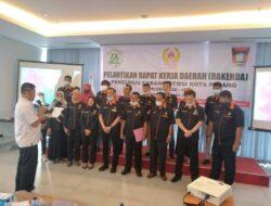 Pengurus Tenis Meja Kota Padang, Bakal Siapkan Pertandingan dan Kejuaraan