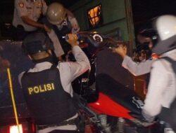 Polisi Lakukan Razia dan Menyita Kendaraan Balap Liar di Sumbar