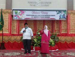 Resmi dibuka Lomba Solo Song Se-Kabupaten Padang Pariaman