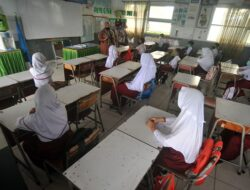 Belajar Tatap Muka, 36 Sekolah di Padang Panjang Masih Tunggu Hasil Tes Swab