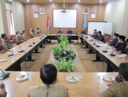 Pemko Solok Menerima Kunjungan DPRK Aceh Utara