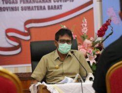 Irwan Prayitno Bakal Jadi yang Pertama Penerima Vaksin Covid-19 di Sumbar