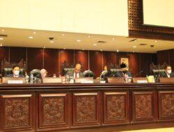 DPD RI Apresiasi Pemerintah Terkait Pemberian Vaksin Covid-19 Secara Gratis