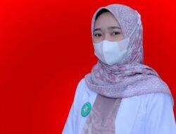 Dr Jihan Nurlela Minta Masyarakat Lampung Jangan Takut Divaksin