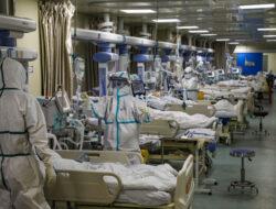 Lonjakan Kasus Covid-19, Sejumlah Rumah Sakit Penuh