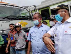 Tinjau Langsung Proses Evakuasi, Hendri Septa : Bakal Kaji Ulang Rute Trans Padang