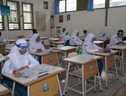 Sempat Tertunda, Beberapa Sekolah di Dharmasraya Sudah Mulai Tatap Muka