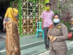 Satpol PP Padang Pantau Penerapan Prokes di Sekolah