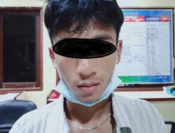 Terlibat Penyalahgunaan Narkoba, Seorang Remaja Diringkus Tim Hyena Polresta Padang