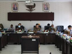 DPRD Kota Solok Paripurnakan Usulan Pengesahan Pengangkatan Pasangan Calon Walikota Dan Wakil Walikota Terpilih 2020