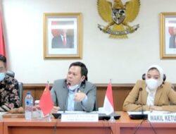 BKSP DPD RI: Dubes RRT Ajak DPD RI Perkuat Hubungan Antar Parlemen Dua Negara