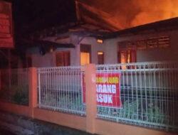 Kebakaran di Asrama Putri Pondok Pesantren di Payakumbuh, Akibatkan Kerugian Hingga Ratusan Juta