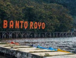 Wisatawan Banto Royo Sepi Pengunjung Pasca Libur Tahun Baru